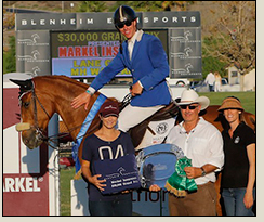 MH Wardance and Lane Clarke Win Multiple Grand Prixs